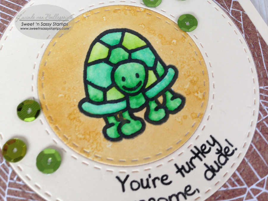 SNSS turtley dude by lucilight