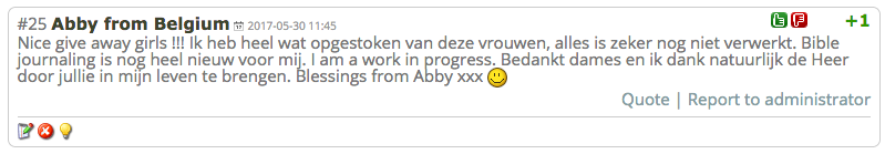 comment abby