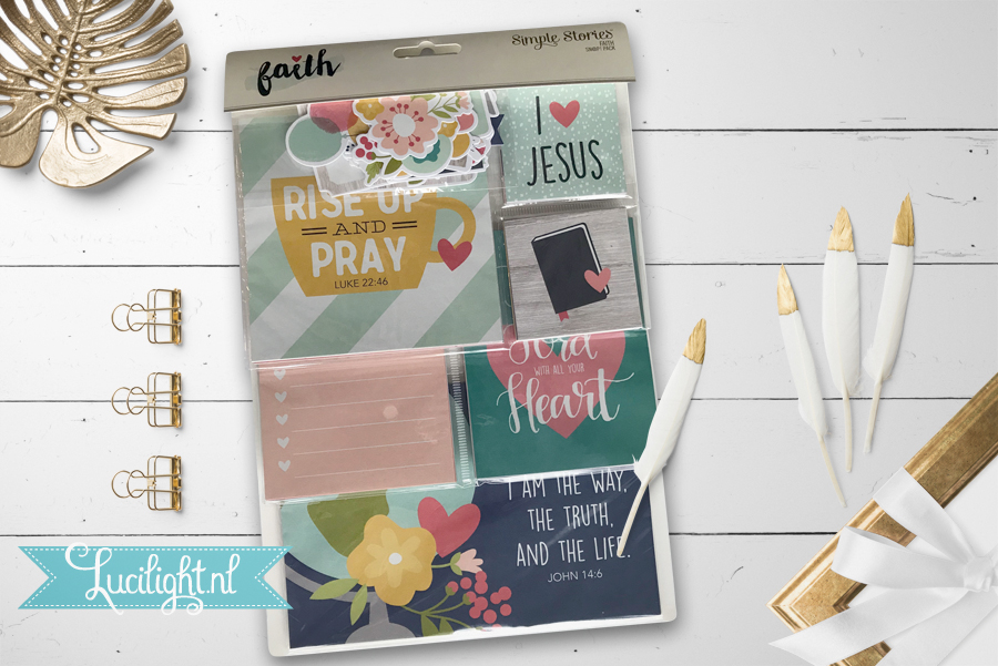 faith snappack lucilight simplestories