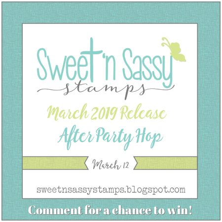 release blog hop snss
