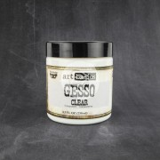Clear Gesso - Art Basics