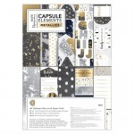 Capsule Elements Metallics Papermania