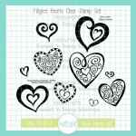 Filigree Hearts - SNSS