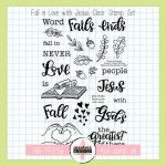 Fall in Love with Jesus - CW