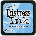Distress Mini - Stormy Sky