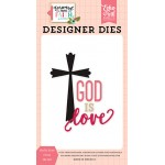 God Is Love Cross Dies EP