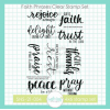 Faith Phrases - SNSS