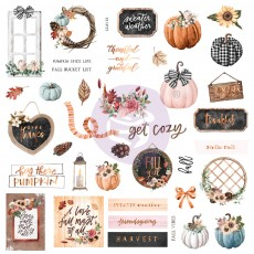 Pumpkin & Spice Ephemera Messages