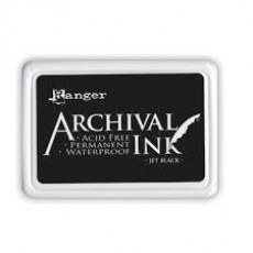 Jet Black - Archival Ink - Ranger
