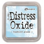 Distress Oxide inkt - Tumbled Glass